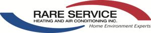 Logo Rare Service